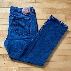 2/$40 Levi's Boyfriend Jeans
